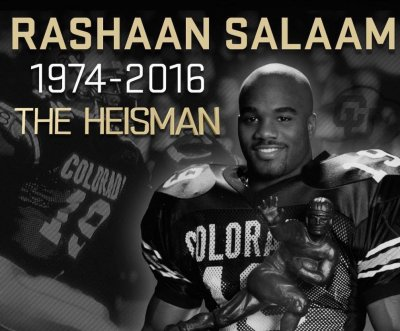 Colorado Heisman winner Rashaan Salaam dead at 42