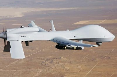 General Atomics to provide technical services for Gray Eagle drones