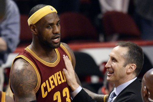 Former Cavaliers coach David Blatt has multiple sclerosis
