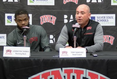 UNLV to fire football coach Tony Sanchez after five seasons