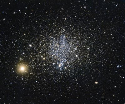 New study shows how the smallest galaxies produce stars