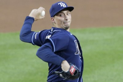 Blake Snell sparks Rays in wild card win over Blue Jays