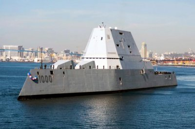 U.S. Navy seeks a way to arm Zumwalt destroyers with hypersonic missiles