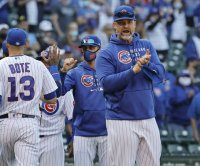 Cubs manager David Ross, pitcher suspended for intentionally throwing at batter