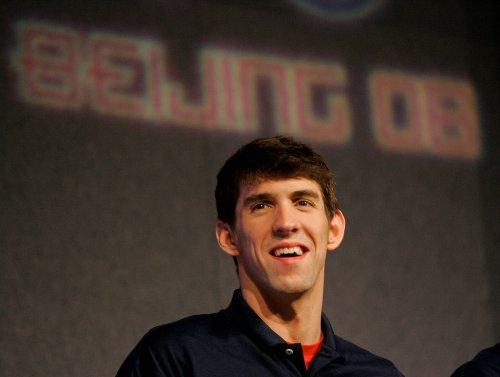 Phelps eyes Olympic medal history