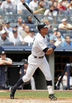 Alex Rodriguez joins 600 home run club