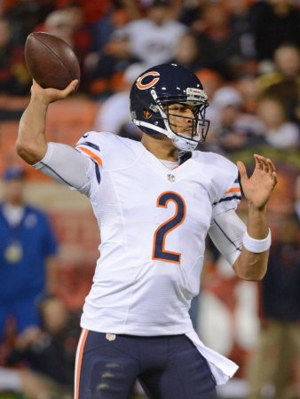 Browns turn to Jason Campbell at quarterback