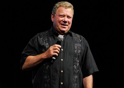 William Shatner to lead the 2014 Stampede Calgary parade