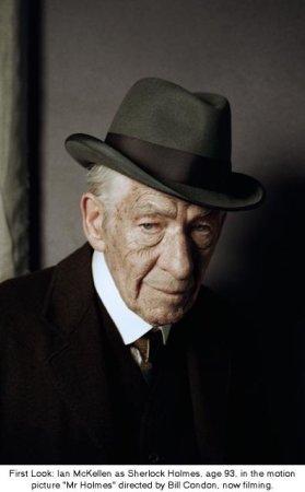 Ian McKellen to portray a retired Sherlock Holmes in 'Mr. Holmes'