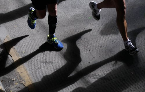 A daily five-minute run could save your life