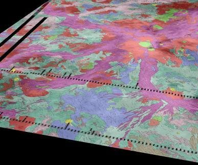 Study suggests volcanic activity on Venus