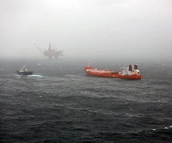 Statoil: 250 barrels of oil spilled in North Sea
