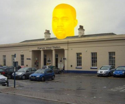 UK man petitions to rename railway station after Kanye West