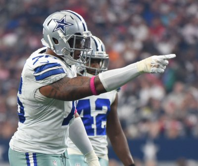 Greg Hardy: Free agent arrested on suspicion of drug possession