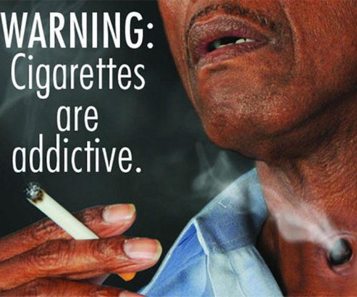 FDA sued over delay on graphic cigarette warning labels