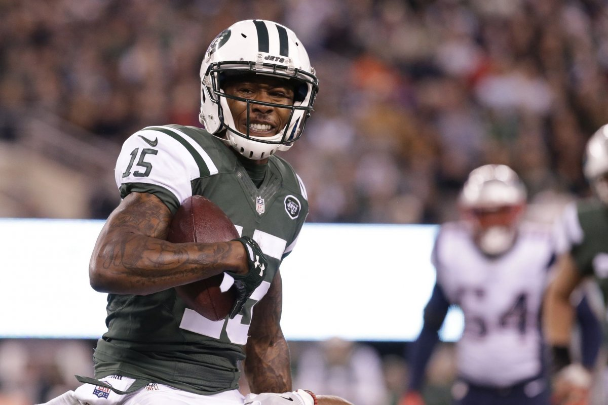 Reports New York Jets to release WR Brandon Marshall UPI
