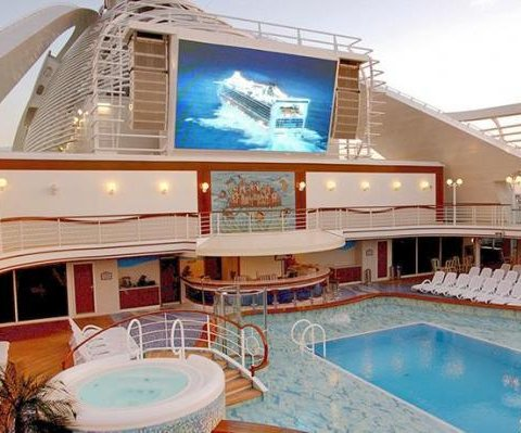 Princess Cruise Lines fined $40M for intentionally polluting ocean
