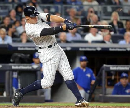Aaron Judge continues hot streak with two home runs as New York Yankees beat Toronto Blue Jays