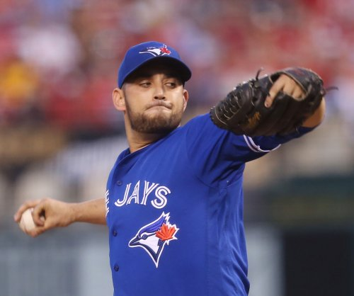 12 Ks are gold for Toronto Blue Jays' Marco Estrada in victory over Baltimore Orioles