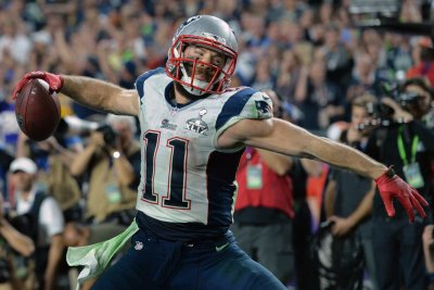 New England Patriots moving forward without Julian Edelman
