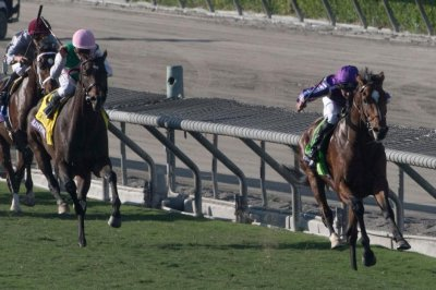 European runners vs. the best of the U.S. in 2017 Breeders' Cup grass races