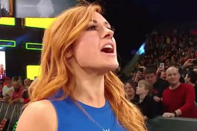 WWE Raw: Becky Lynch invades with Smackdown women