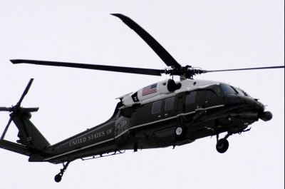 Presidential helicopters to receive rework by Sikorsky