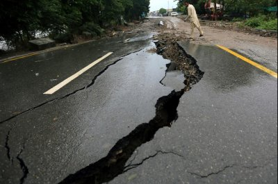 37 die, 500 injured in Pakistan earthquake
