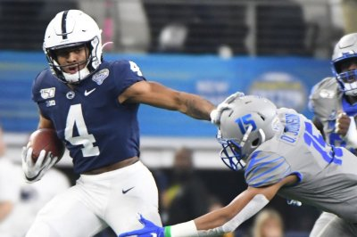 Penn State RB Journey Brown, 21, retires due to heart issue