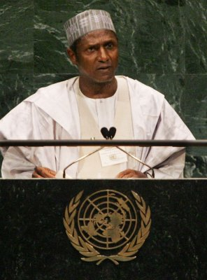 Nigeria's Yar'Adua buried