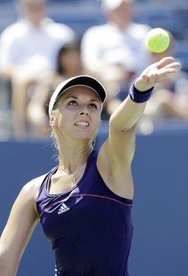 Liscki defeats No. 3 seed at Wimbledon