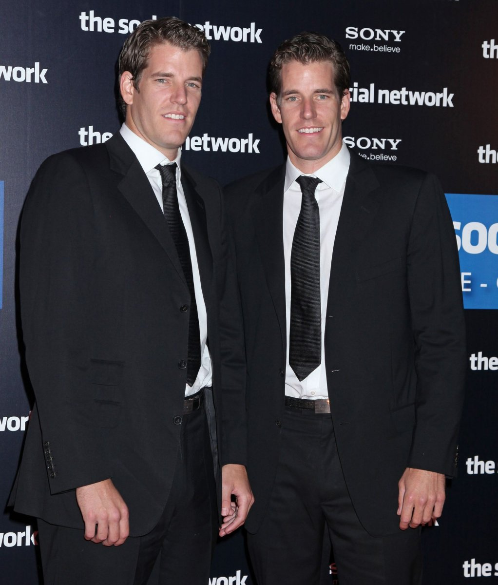 Winklevoss twins land Virgin Galactic tickets to space, pay with
