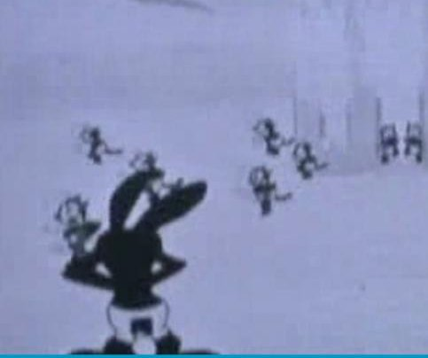 Long-lost 1927 Disney cartoon surfaces in Norway