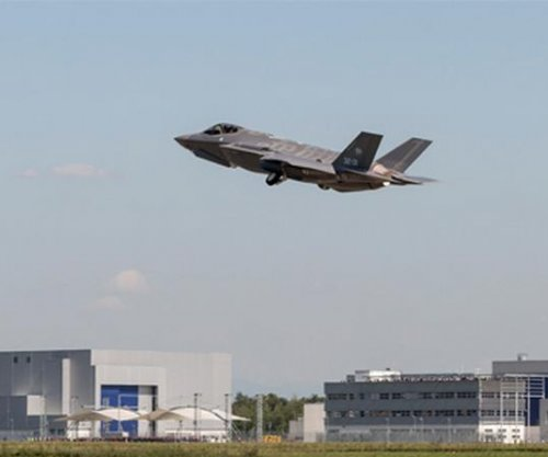 First European-built F-35 has maiden flight