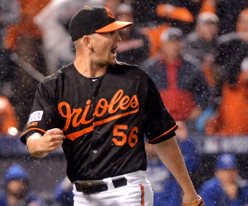 RHP Darren O'Day agrees to four-year deal with Orioles