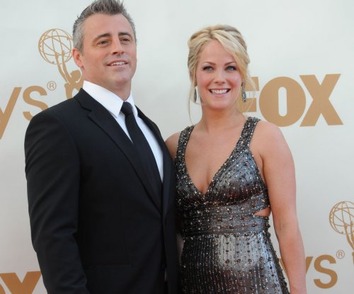 Matt LeBlanc shoots 'Top Gear' footage near wedding site