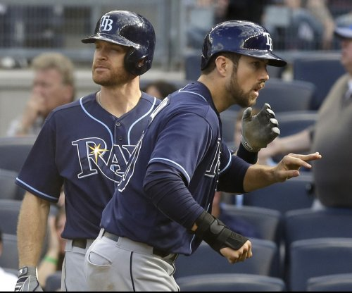 Steven Souza's two homers help Tampa Bay Rays beat New York Yankees