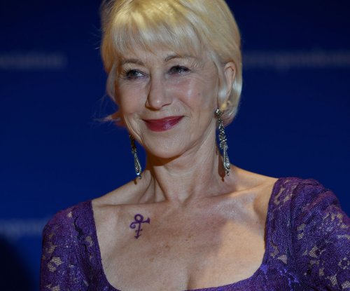 Helen Mirren pays tribute to Prince; Michelle Dockery returns to spotlight at White House Correspondents Dinner