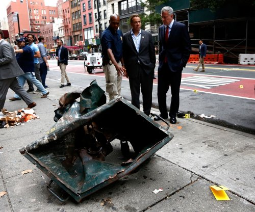 Five arrested in connection to NYC bombing; Gov. Cuomo calls blast 'obviously an act of terrorism'