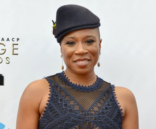 Aisha Hinds feels 'all the pressure in the world' playing Harriet Tubman on 'Underground'
