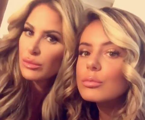 Brielle Biermann defends mom Kim Zolciak for profane John Legend tweet