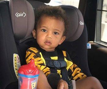 Kim Kardashian faces criticism over car seat photo
