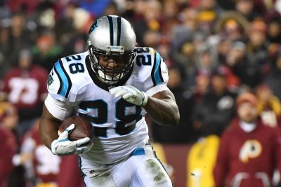 Carolina Panthers: Jonathan Stewart atones for bad game with big night