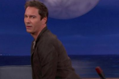 Eric McCormack says he twerks before every episode of 'Will & Grace'