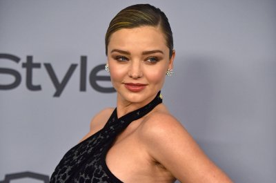 Miranda Kerr gives birth to 'beautiful' son