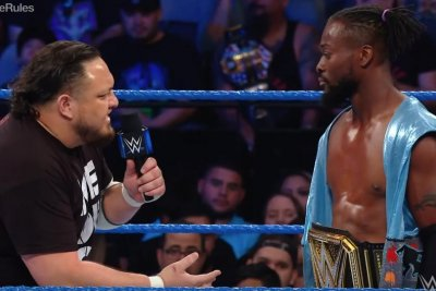 WWE Smackdown: Kofi Kingston, Samoa Joe come face-to-face