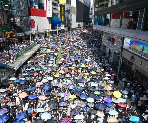 House passes bills in support of Hong Kong protesters