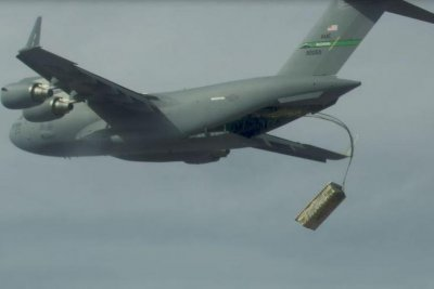 Lockheed to research air-dropped packaged missiles in $25M contract