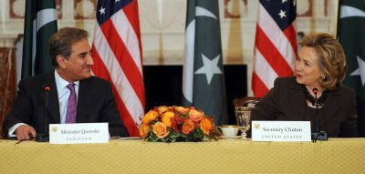 Pakistan, U.S. say ties are still strong