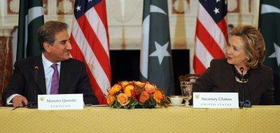 Pakistan, U.S. say ties are still strong